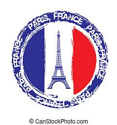francja, znak