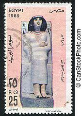 Statue of princess Nofret