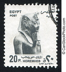 Bust of Pharaoh Horemheb