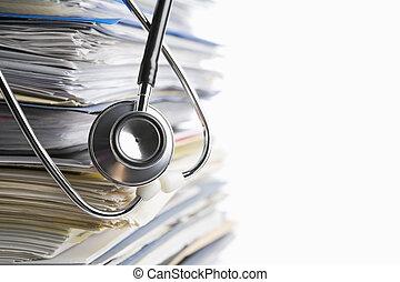Aufzeichnen, Medizin