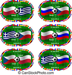 Group Stage Group A