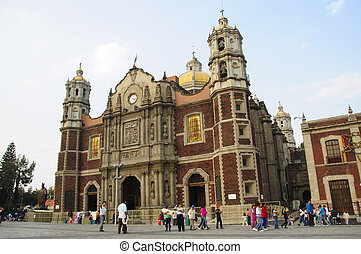 Old Basilica of Our Lady of Guadalupe - Pilgramage to old...