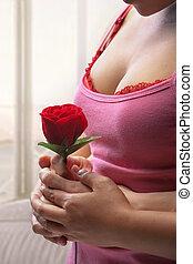 Surprise on valentine day
