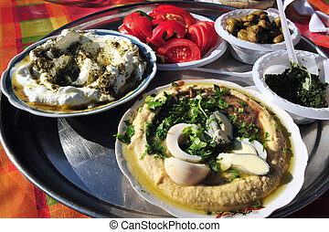 Food and Cuisine - Hummus
