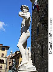 David Florence - David is a masterpiece of Renaissance...