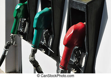 Gas Station Fueling Station - Gas station or fueling station...