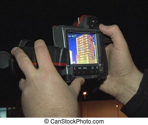 thermovisual flat check - thermovisual photographs imagers...