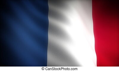 Flag of France (seamless)
