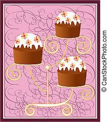 DECORATIVE CAKE