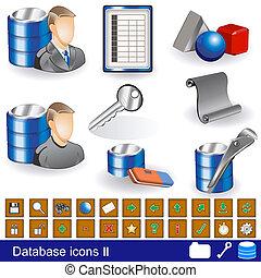 Database icons 2