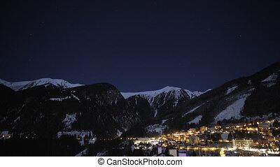 Austria Night Time-lapse
