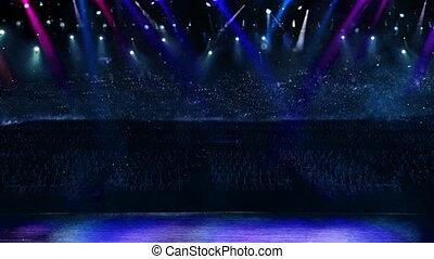 concert spotlight color mix 2