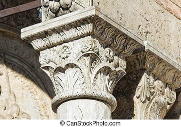 St Georges Basilica Ferrara Emilia-Romagna Italy