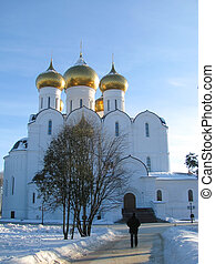 Pilgrimage to the temples Russia