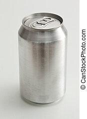 Aluminium closed can