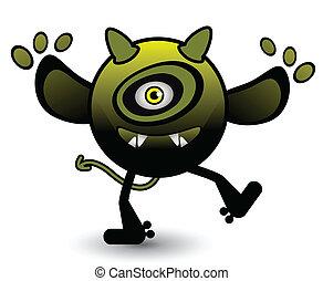 Monster/Virus