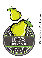 Guava Organic label
