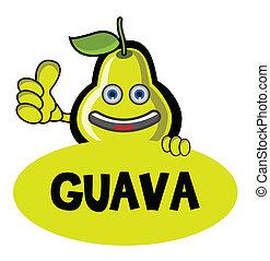 Smile Guava Banner