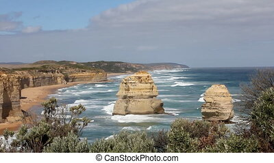 The 12 Apostles - Off the Great Ocean Road, near Port...