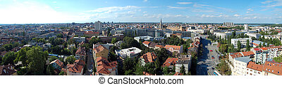 Novi Sad - It is the city Novi Sad (from the 14. level).
