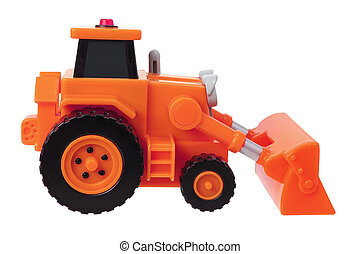 Toy Earthmover
