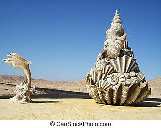 Ras Mohammed, Sinai Desert