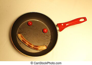 pan smiley