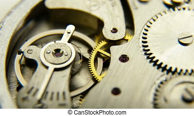 Clockwork Closeup