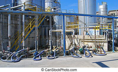 Paper and pulp mill - Outdoor - Paper and pulp mill In this...