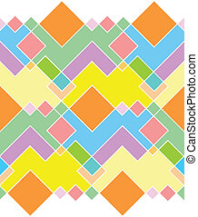 seamless pattern of rectangles - seamless pattern of bright...