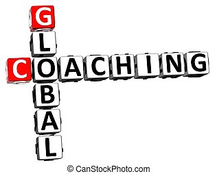 3D Global Coaching Crossword
