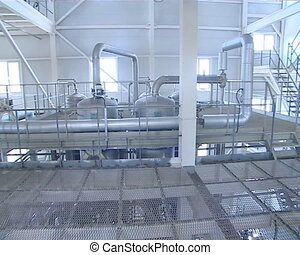 bioethanol factory pipes - bioethanol factory facilities....
