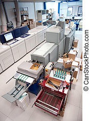 Digital press printing machine - Digital press printing is...