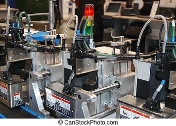 Press printing - Digital printer