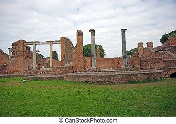 Ancient Ostia Antica