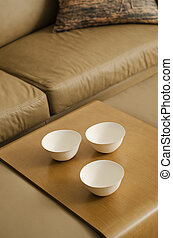 modern interior design detail