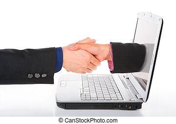 Online agreement