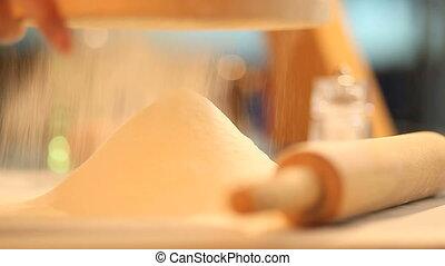 cooking dough
