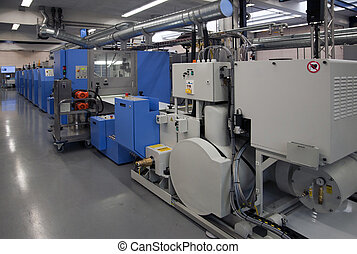 Offset press printing for labels - Offset printer for labels...