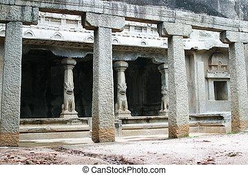 Mamallapuram Temple Tamil Nadu - Mahabalipuramis the prior...
