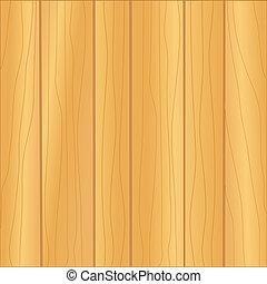 Oak Wood Panel