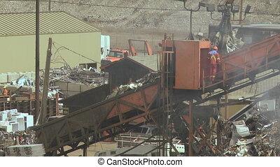 Scrap Yard 02 - Metal scrap yard