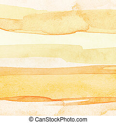 Watercolor background - Abstract watercolor background.