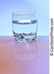 Glass of liquor
