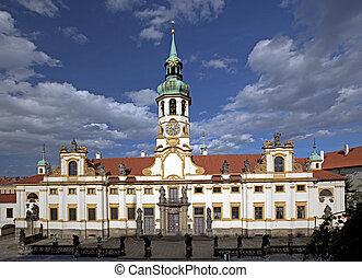 Prague, Hradcany - Pilgrim Palace Loreta