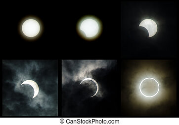 annular solar eclipse,japan,2012 - The 2012 annular solar...