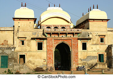 Ramnagar Fort is a fort in Ramnagar, Varanasi in Uttar...