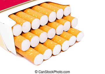 Pack of cigarettes