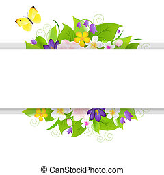 Flowers With Paper