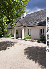Museum of Frederick Chopin - Manor-house near Warsaw Place...
